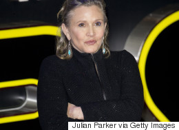 Carrie Fisher Proves Once Again That She Is Not To Be Messed With