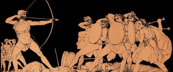 ODYSSEUS SUITORS