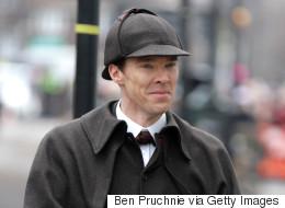 The Beauty Spots of Sherlock