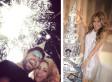 Así recibieron el Año Nuevo los famosos
