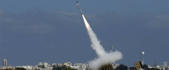 ISRAELI SHELLING ON GAZA