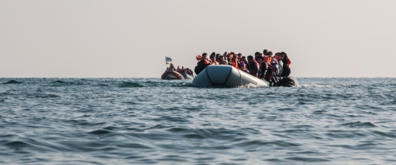IMMIGRATION ACROSS THE SEA