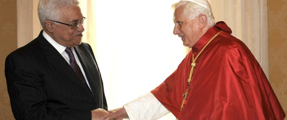 VATICAN AND ABU MAZEN
