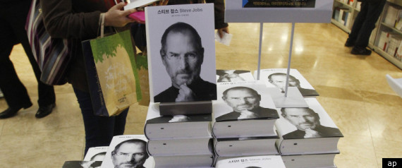STEVE JOBS AUTHORIZED BIOGRAPHY