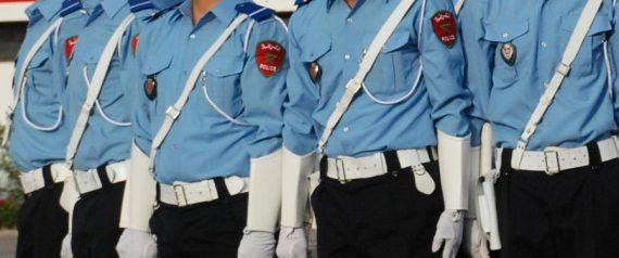ARME SERVICE POLICE