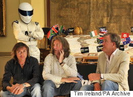Why The Stig Is Welcoming The 'Top Gear' Revamp