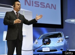 Nissan Green Vehicles