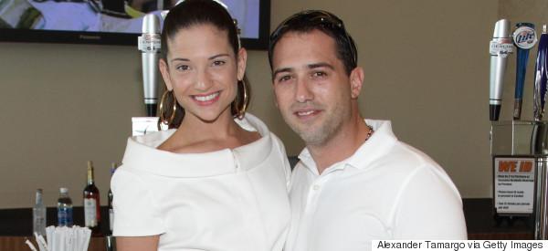 Las imágenes de la boda sorpresa de Natalia Jiménez