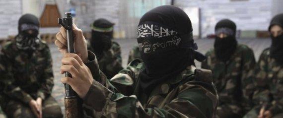 ENTRENO ISIS