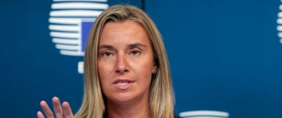 FOREIGN POLICY IN THE EUROPEAN UNION FEDERICA MOGH