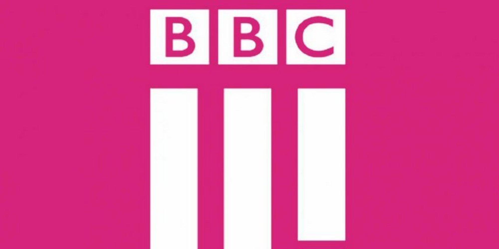BBC Three's New Logo D...