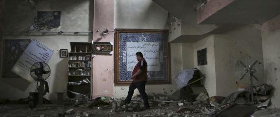 ATTACKS ON MOSQUES IN IRAQ