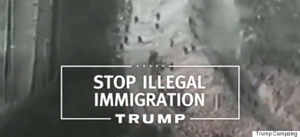 Trump arremete una vez más contra los indocumentados