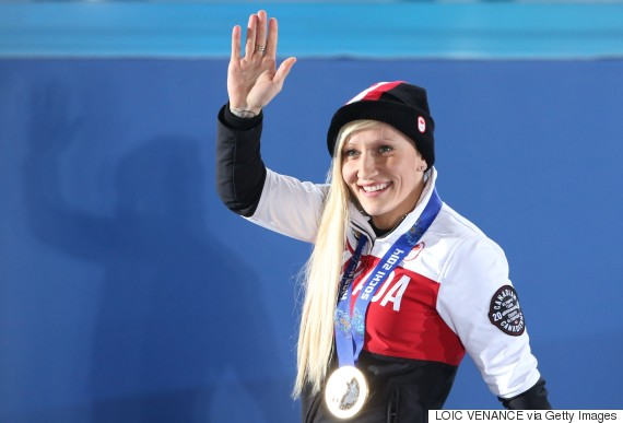 kaillie humphries all female bobsled