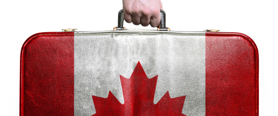 SUITCASE CANADIAN