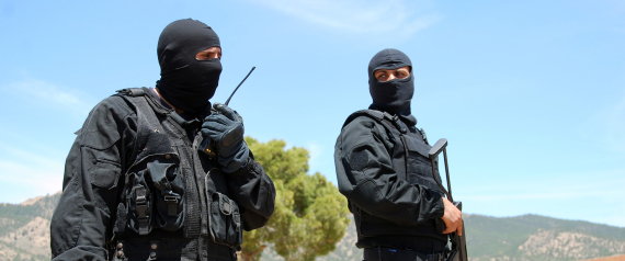 JIHADISTS IN TUNISIA