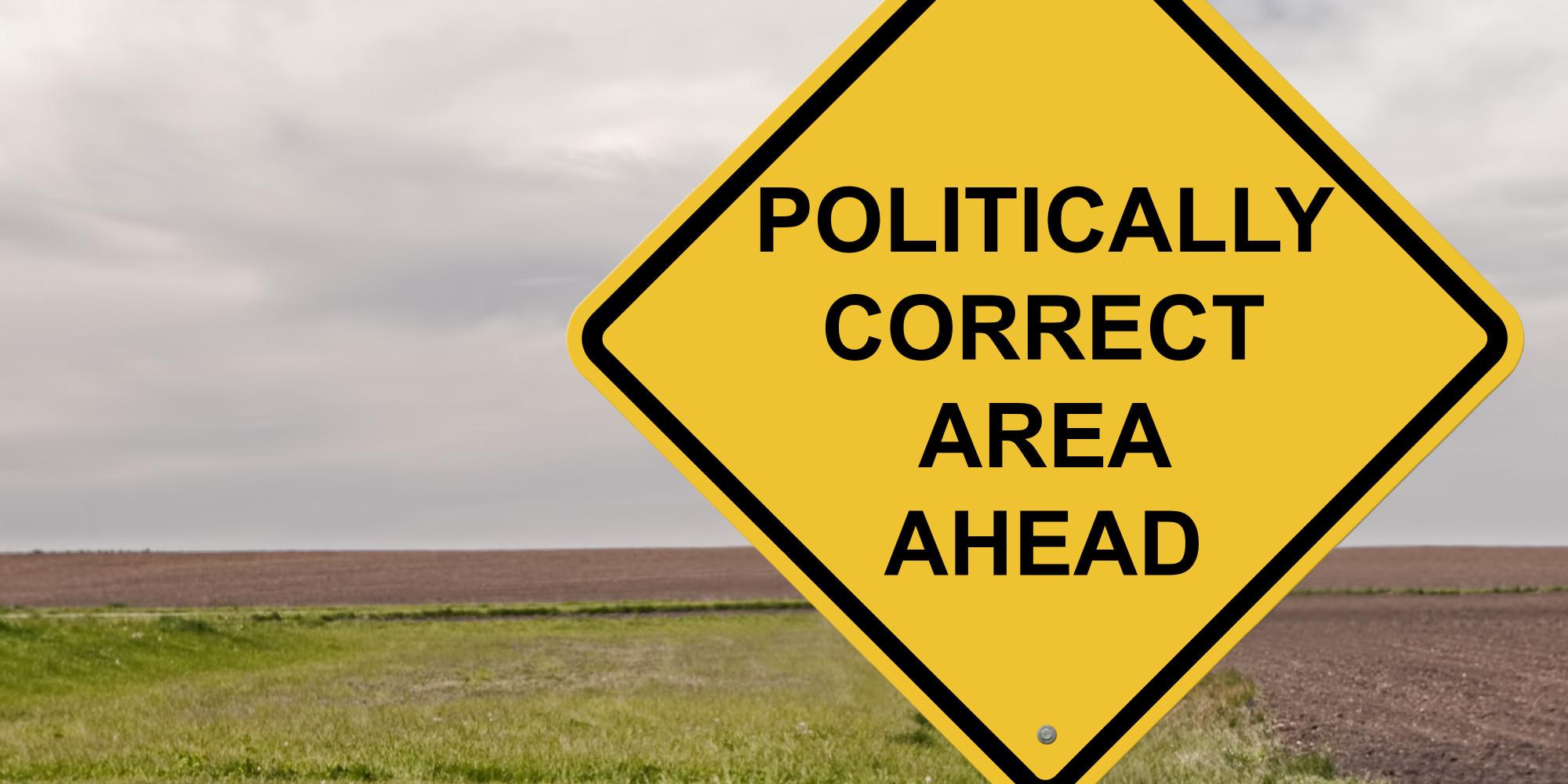 Bildresultat för politically correct