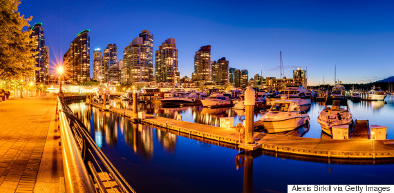 coal harbour vancouver