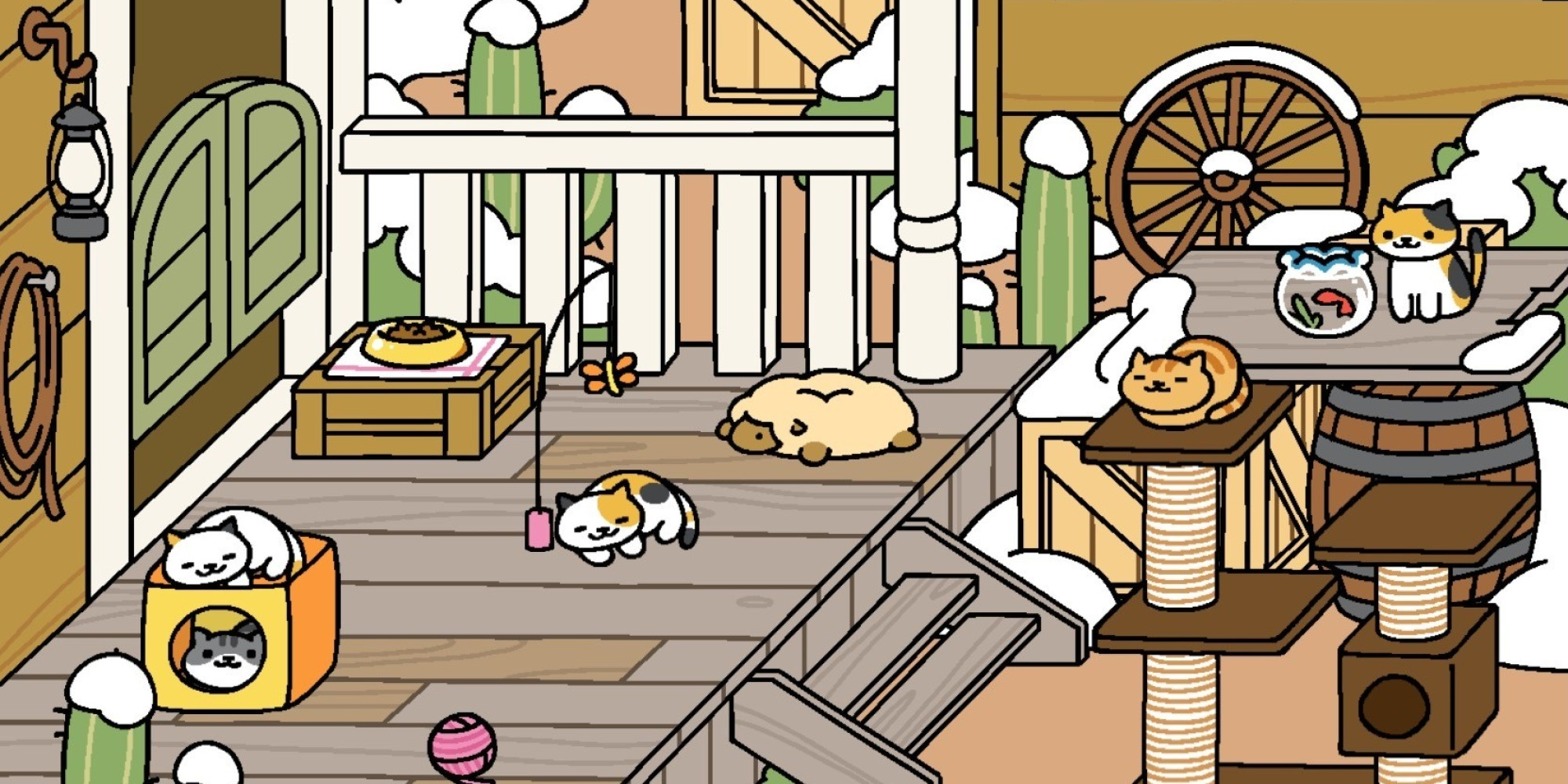 Neko Atsume The App Turning Crazy Cat People Into Crazy