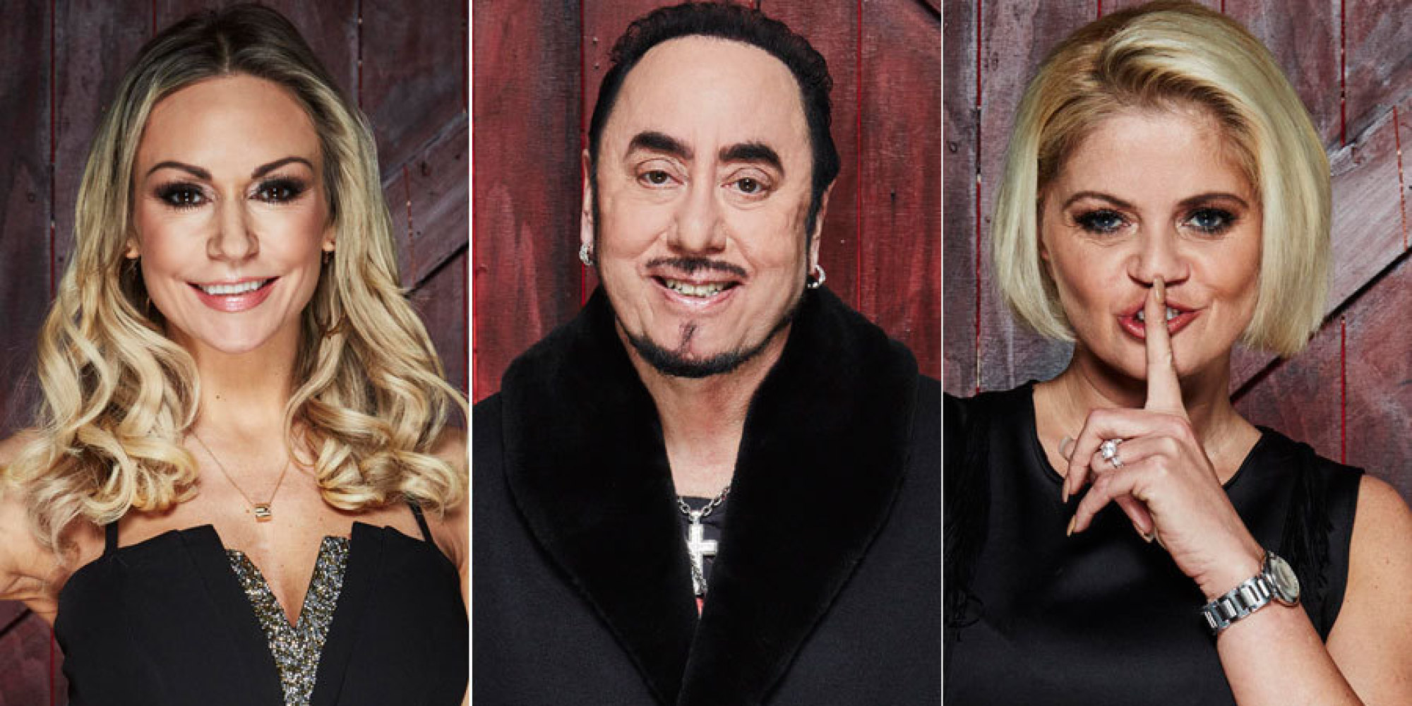 Celebrity Big Brother: Meet the housemates - In pictures