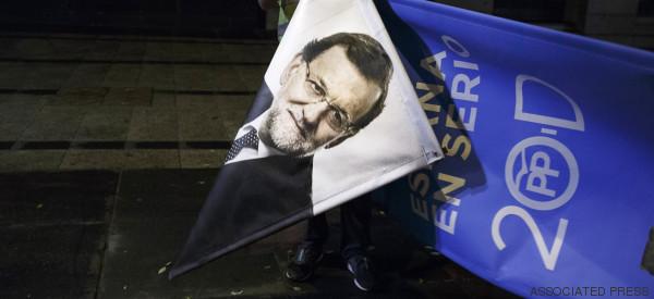 Electorado español rechazó al bipartidismo que dispuso la austeridad