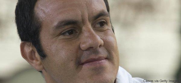Involucran a Cuauhtémoc Blanco con el crimen organizado
