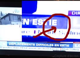 «Estie» à TVA Nouvelles: non, ce n'est pas vrai!