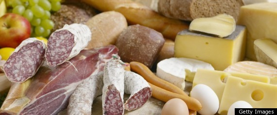 SHOPLIFTERS TARGET CHEESE AND MEATS