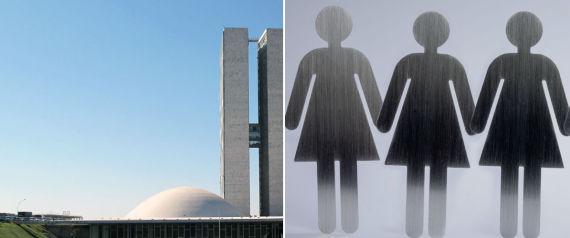 Finalmente, o MÍNIMO Após 55 anos, Plenário do Senado terá banheiro para mul -> Banheiro Feminino No Senado