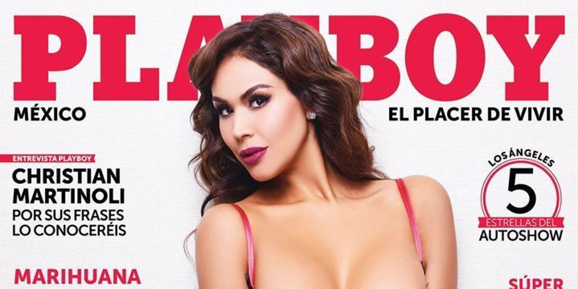 Famosas mexicanas desnudas en playboy pics 240