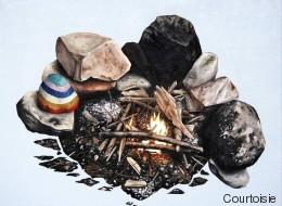 Restes humains, entre fragmentation et disparition : la superbe exposition de Mathieu Hénault à l'Usine C