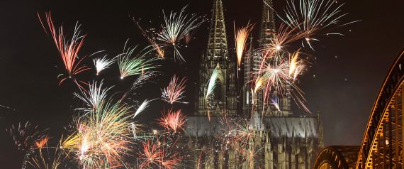 COLOGNE NEW YEAR