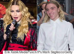 Madonna's Son Rocco 'Quit Her Tour' After A Typical Mother-Son Dispute