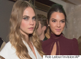 Kendall Jenner And Cara Delevinge To Launch BFF Clothing Range