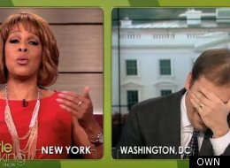 Gayle King Gets Way Too Personal With Chuck Todd