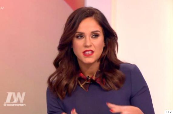 Vicky Pattison: Vicky Pattison Proves A Hit With 'Loose Women' Viewers, As