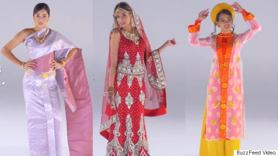 Asian Wedding Dresses The Most Stunning Styles Youve Never Seen
