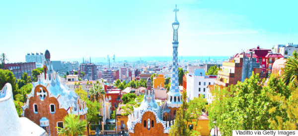 A Tale of Four Cities: Barcelona