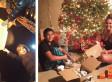 Los famosos y sus hijos festejando Los Reyes Magos