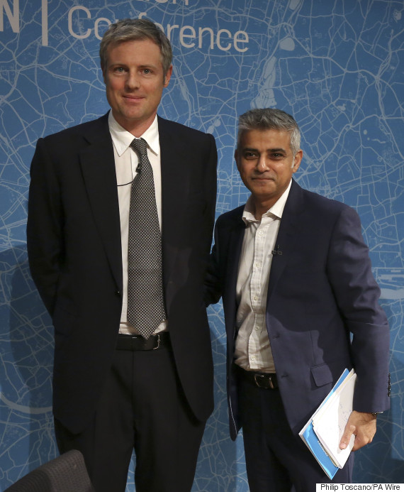 zac goldsmith and sadiq khan