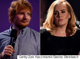 Ed Reveals How He Put His Foot In It During Evening With Adele