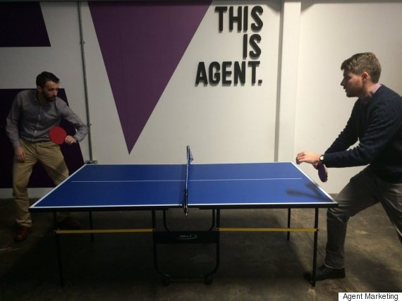 agent marketing