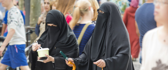 MOSLEM WOMAN GERMANY