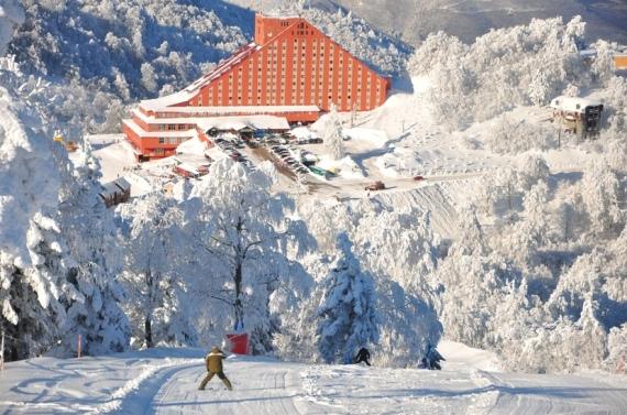 Image result for منتجع وسبا انتركونتيننتال مزار جبل لبنان
