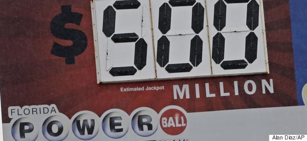 Fiebre de Powerball: el premio asciende a más de $500 millones