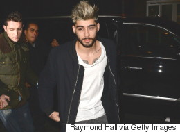 Zayn Malik Reveals One Direction Rift