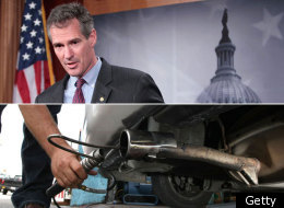Scott Brown Gone Washington
