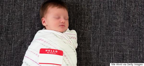 Los nombres de bebés latinos más populares de 2015