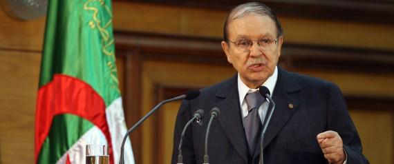 ALGERIA CONSTITUTION