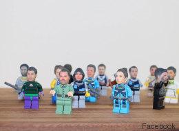 Votre tête sur un Lego (PHOTOS)